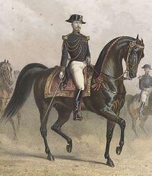 Le Général L'Hotte en 1864. (image issue de l'encyclopédie wikipédia)